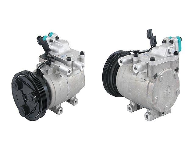 Hyundai Accent AC Compressor > Hyundai Accent A/C Compressor