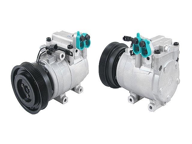 Hyundai AC Compressor > Hyundai Tiburon A/C Compressor