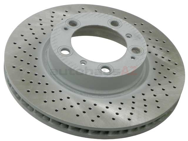 Porsche Brake Rotors > Porsche Boxster Disc Brake Rotor