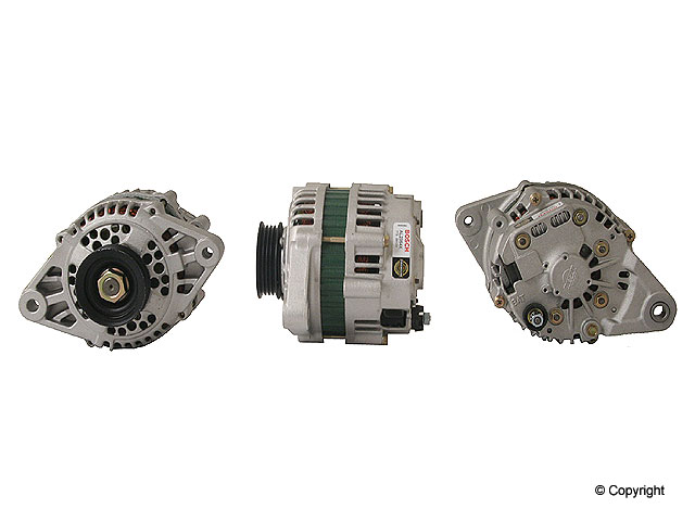 Nissan NX Alternator > Nissan NX Alternator