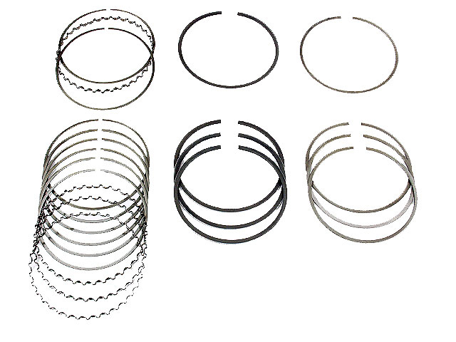 Mitsubishi Piston Ring Set > Mitsubishi Starion Engine Piston Ring Set