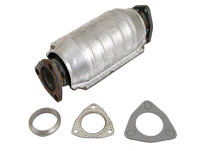 Volkswagen Fox Catalytic Converter > VW Fox Catalytic Converter