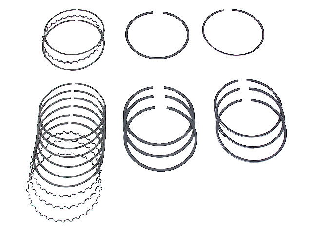 Mazda 323 > Mazda 323 Engine Piston Ring Set