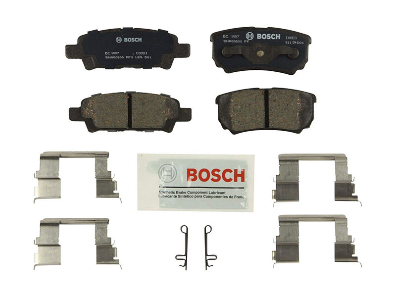 Jeep > Jeep Compass Disc Brake Pad