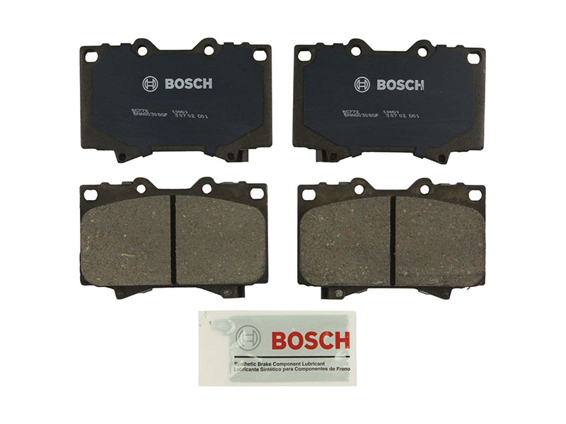 Toyota Brake Pad > Toyota Land Cruiser Disc Brake Pad