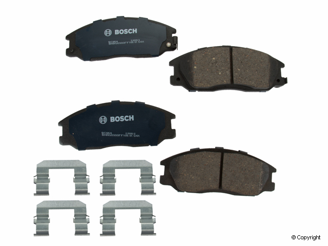 Hyundai Brake Pad Set > Hyundai XG300 Disc Brake Pad