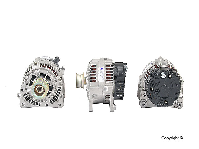 Volkswagen Corrado Alternator > VW Corrado Alternator