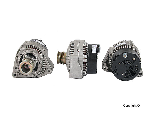 Mercedes 300CE Alternator > Mercedes 300CE Alternator
