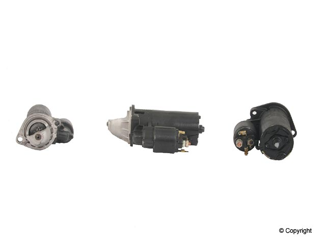 Audi Coupe Starter > Audi Coupe Quattro Starter Motor