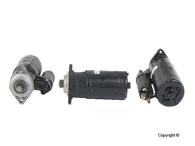 VW 412 Starter > VW 412 Starter Motor
