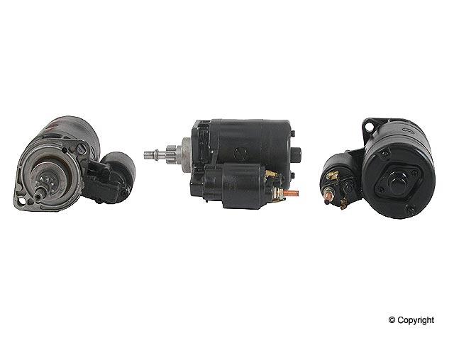 VW Starter > VW TranSporter Starter Motor
