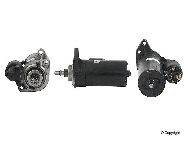 VW Corrado Starter > VW Corrado Starter Motor