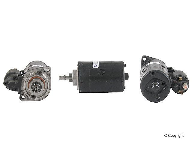 VW Starter > VW Rabbit Pickup Starter Motor