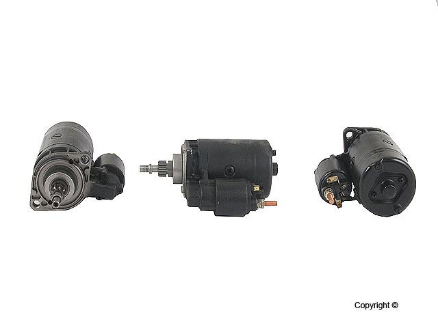 Volkswagen Vanagon Starter > VW Vanagon Starter Motor