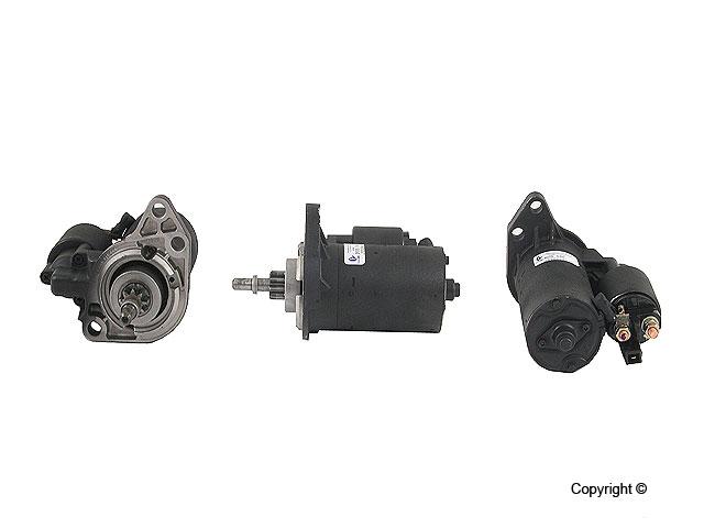 Volkswagen Cabrio Starter > VW Cabrio Starter Motor