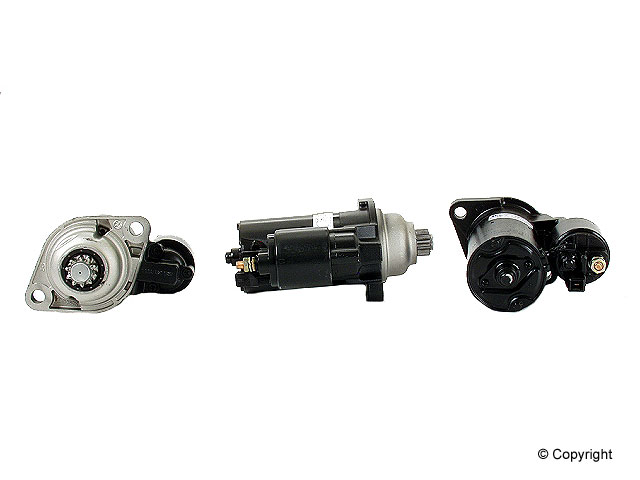 Audi TT Starter > Audi TT Quattro Starter Motor