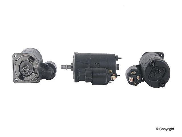 VW Quantum Starter > VW Quantum Starter Motor