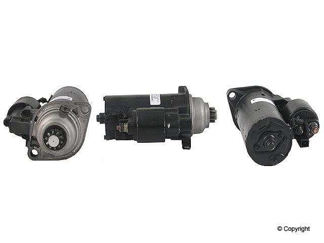 Volkswagen Starter > VW Jetta Starter Motor