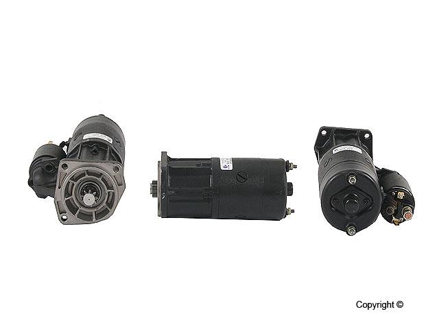 VW Cabriolet > VW Cabriolet Starter Motor