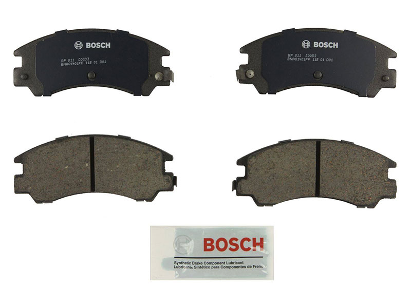 Subaru Loyale Brake Pads > Subaru Loyale Disc Brake Pad