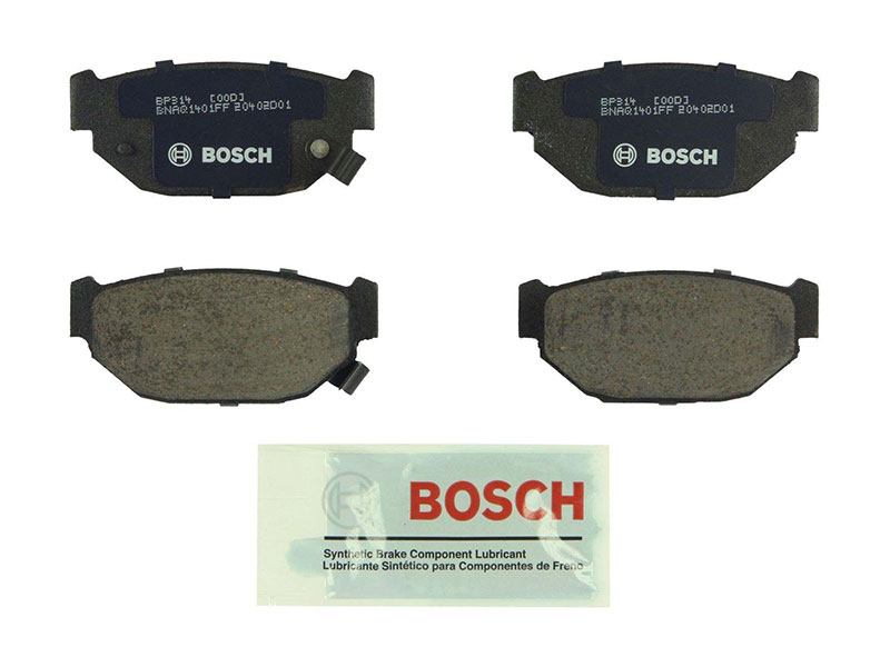 Subaru Brake Pad Set > Subaru RX Disc Brake Pad