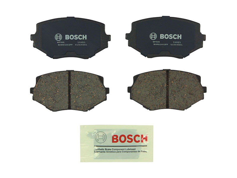 Mazda Brake Pad Set > Mazda Miata Disc Brake Pad
