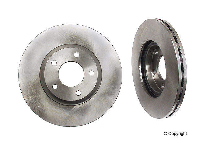 Mazda Rotors > Mazda 3 Disc Brake Rotor