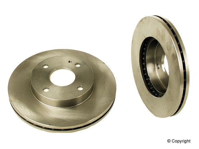 Mazda 323 Brakes > Mazda 323 Disc Brake Rotor