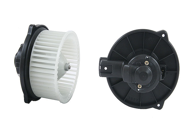 Mazda Heater Motor > Mazda 323 HVAC Blower Motor