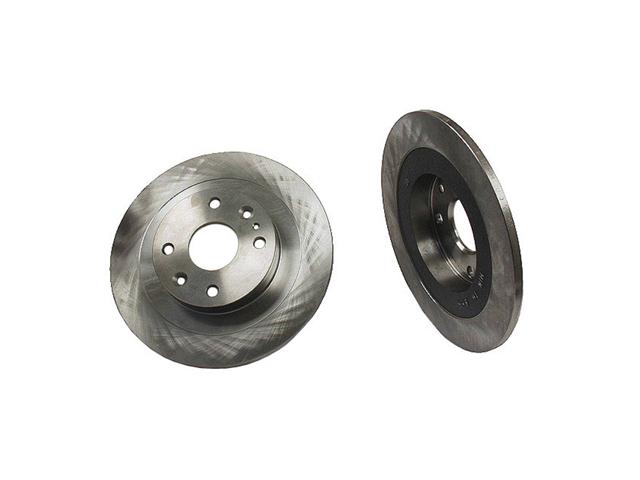 Mazda MX3 Rotors > Mazda MX-3 Disc Brake Rotor