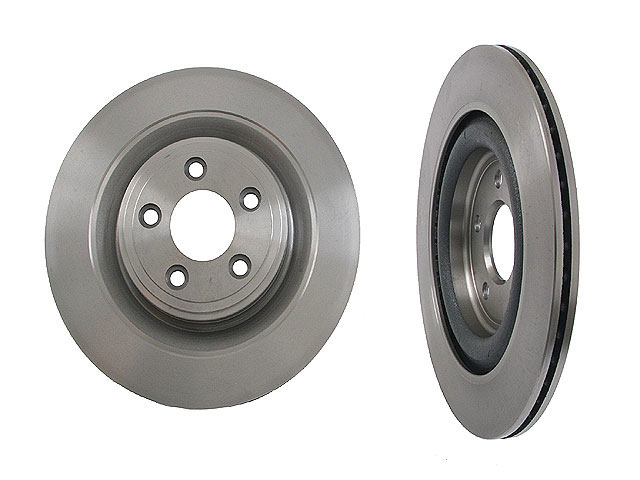 2009 Jaguar XF Disc Brake Rotor