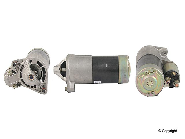 Suzuki Swift Starter > Suzuki Swift Starter Motor