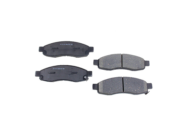 Infiniti Brake Pad Set > Infiniti QX56 Disc Brake Pad