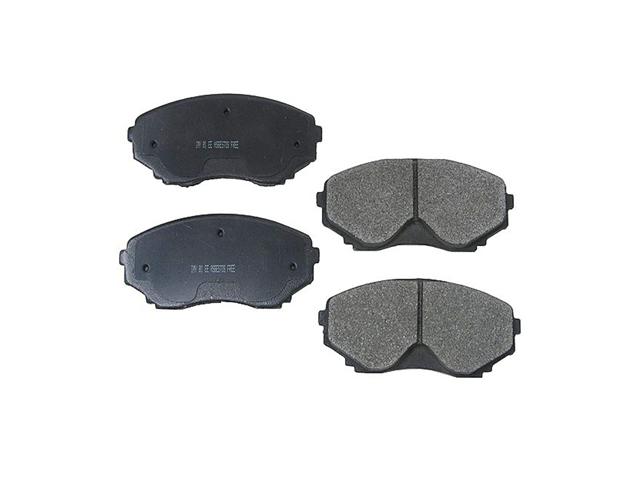 Mazda MPV Brake Pads > Mazda MPV Disc Brake Pad