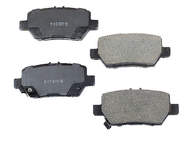 Acura Brake Pad Set > Acura RL Disc Brake Pad