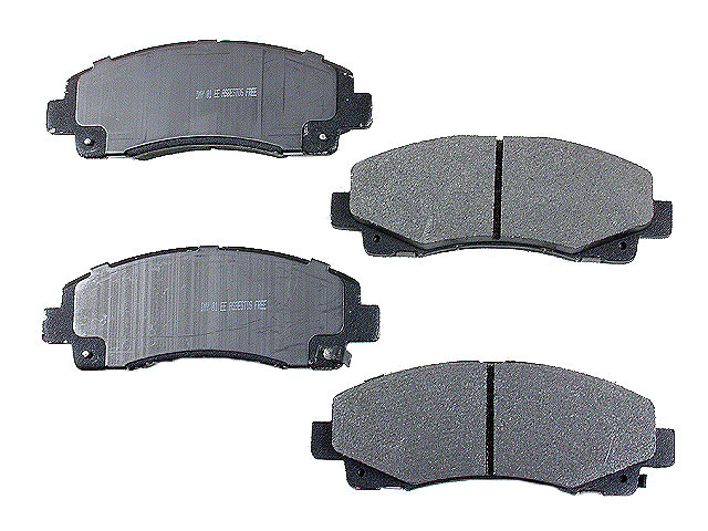 Honda Ridgeline > Honda Ridgeline Disc Brake Pad