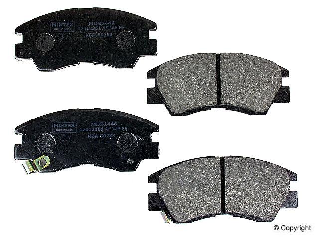Mitsubishi Van Brake Pads > Mitsubishi Van Disc Brake Pad