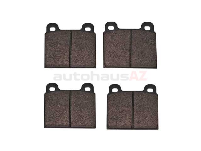 Mercedes 220SE Brake Pads > Mercedes 220SE Disc Brake Pad