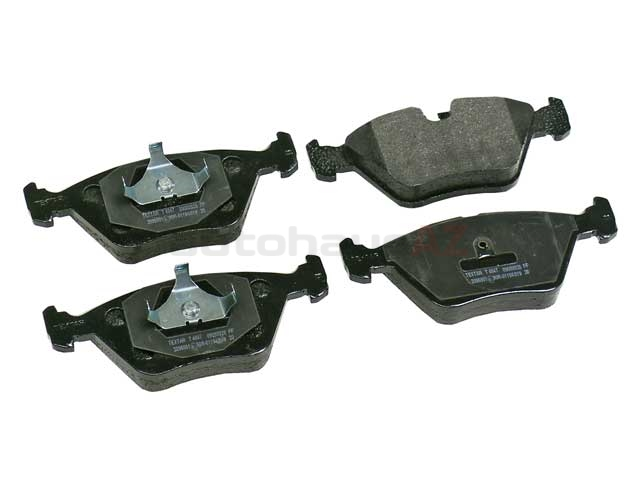 BMW 750IL > BMW 750iL Disc Brake Pad