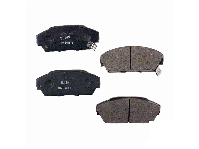 Acura Brake Pads > Acura Integra Disc Brake Pad