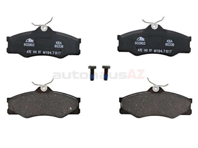 VW Vanagon Brake Pads > VW Vanagon Disc Brake Pad