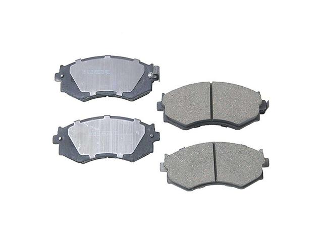 Nissan Axxess > Nissan Axxess Disc Brake Pad