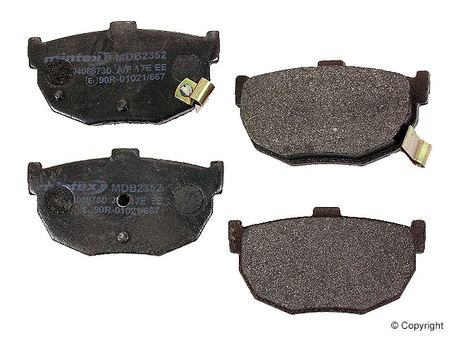 Hyundai Brake Pad Set > Hyundai Elantra Disc Brake Pad