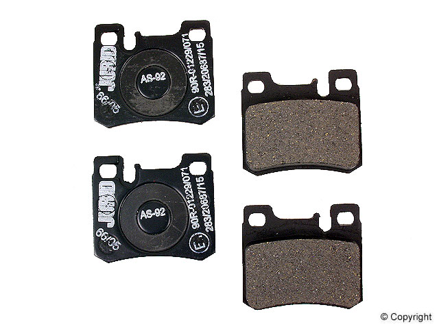 Mercedes C220 > Mercedes C220 Disc Brake Pad