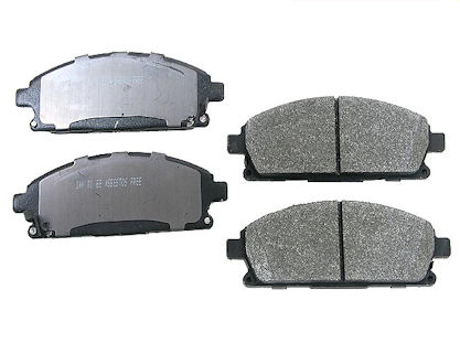 Nissan Brake Pads > Nissan Quest Disc Brake Pad