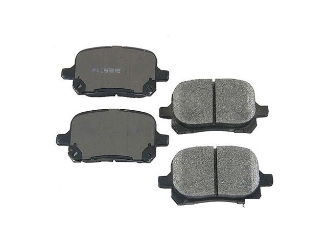 Lexus Brake Pads > Lexus RX300 Disc Brake Pad