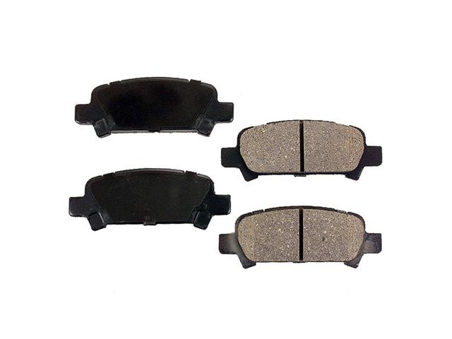 Subaru Impreza > Subaru Impreza Disc Brake Pad