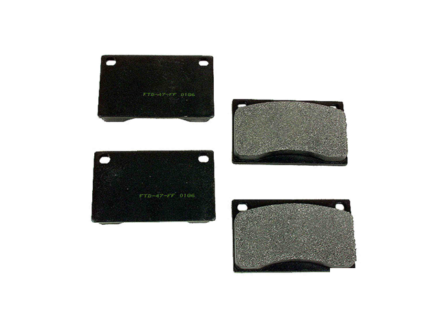 Volvo Brake Pads > Volvo 264 Disc Brake Pad