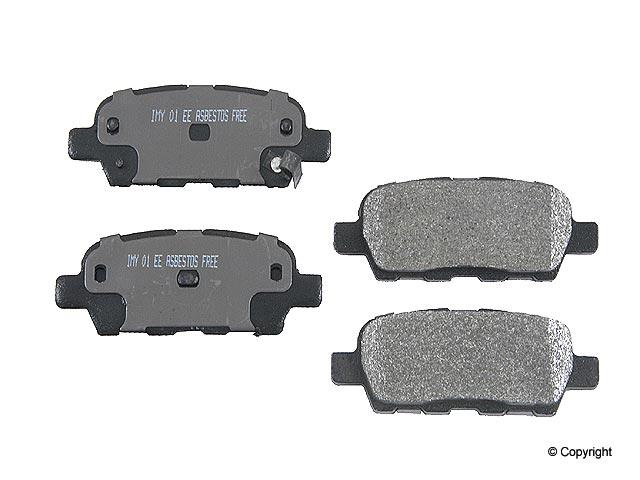 Infiniti Brake Pad > Infiniti M45 Disc Brake Pad