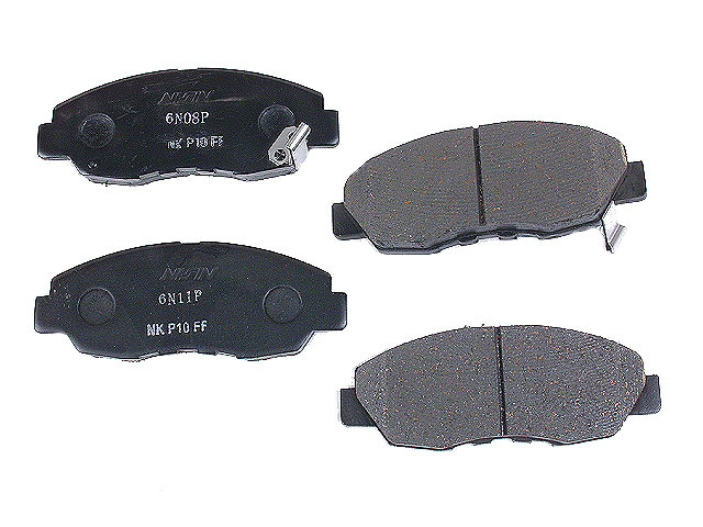 Honda Brake Pad Set > Honda Accord Disc Brake Pad